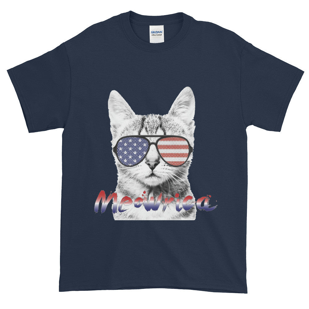 Meowrica Short sleeve t-shirt