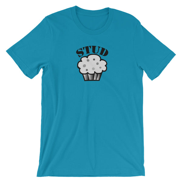 Stud Muffin Short-Sleeve Unisex T-Shirt