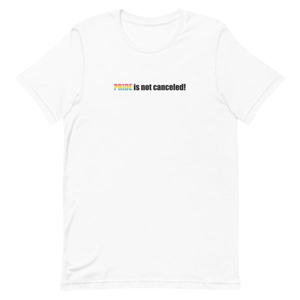 Not Canceled- Pansexual T-Shirt