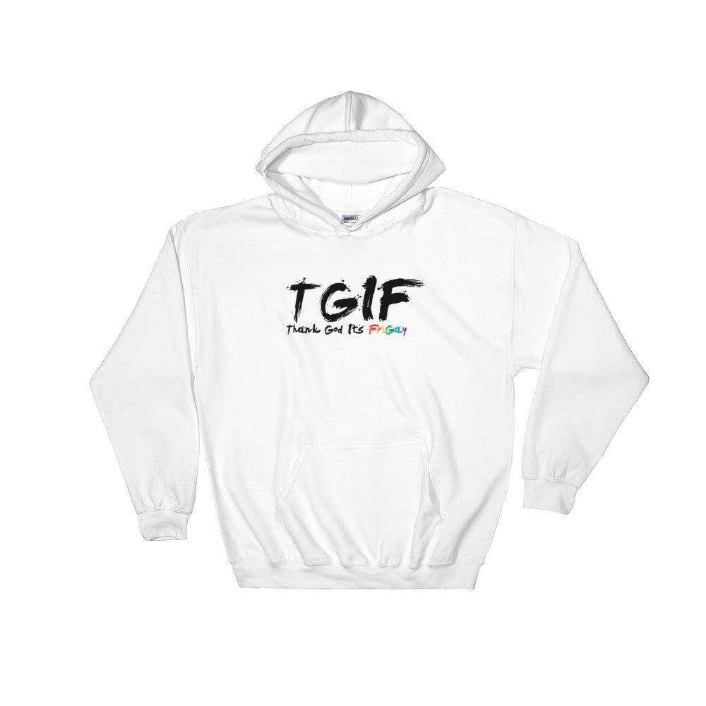 FriGay Hooded Sweatshirt