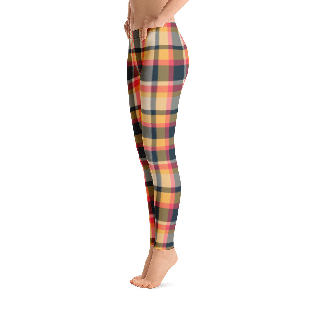 Katnip Flannel Leggings
