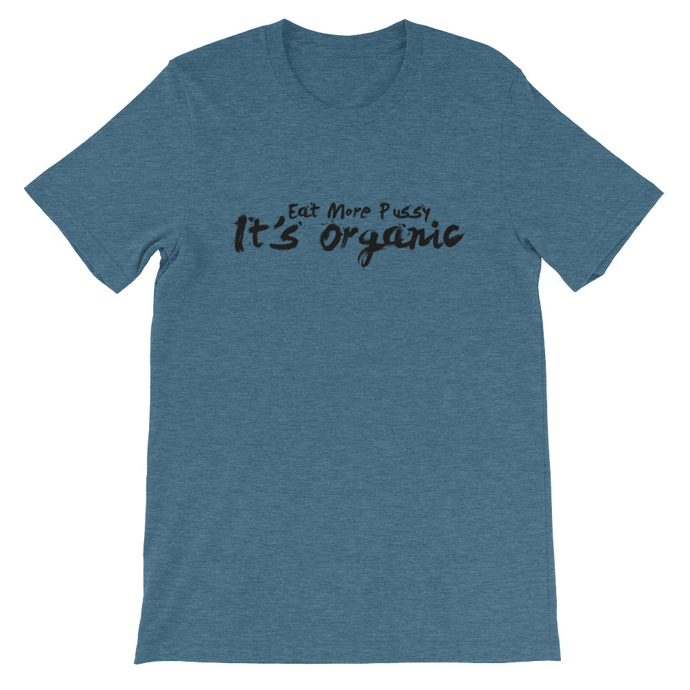 Organic Short-Sleeve Unisex T-Shirt