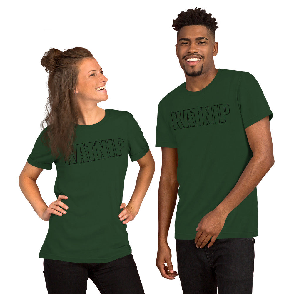Katnip Short-Sleeve Unisex T-Shirt