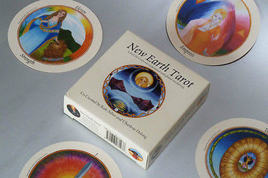 New Earth Tarot Deck, LIMITED FIRST EDITION