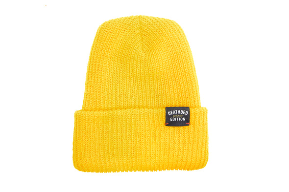 NEW Deathbed Edition Beanie