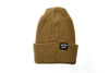 Deathbed Edition Acrylic Beanie, Coyote Brown