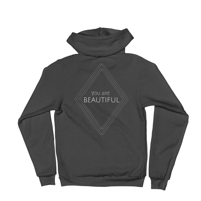 You Are Beautiful Unisex Hoodie