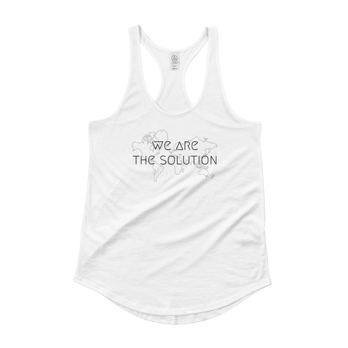We Are The Solution - Women's Tank
