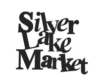 Silverlake Market Clothing Records & More Logo