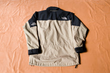 The North Face Olive Two-Tone Wind Breaker - Silverlake,  - Vinatge, The North Face - Designer