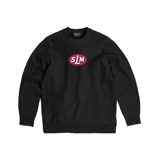 SLM Crewneck Fleece (Black)