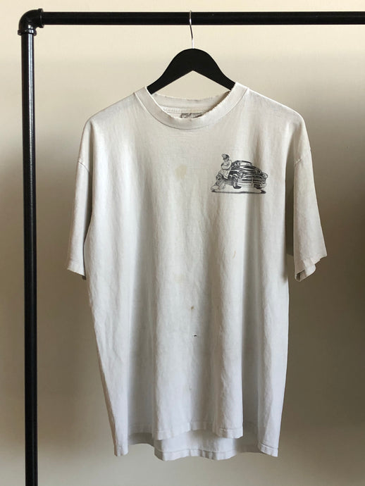 "Zoot Suit Gallery ""Searching for..."" vintage tee"
