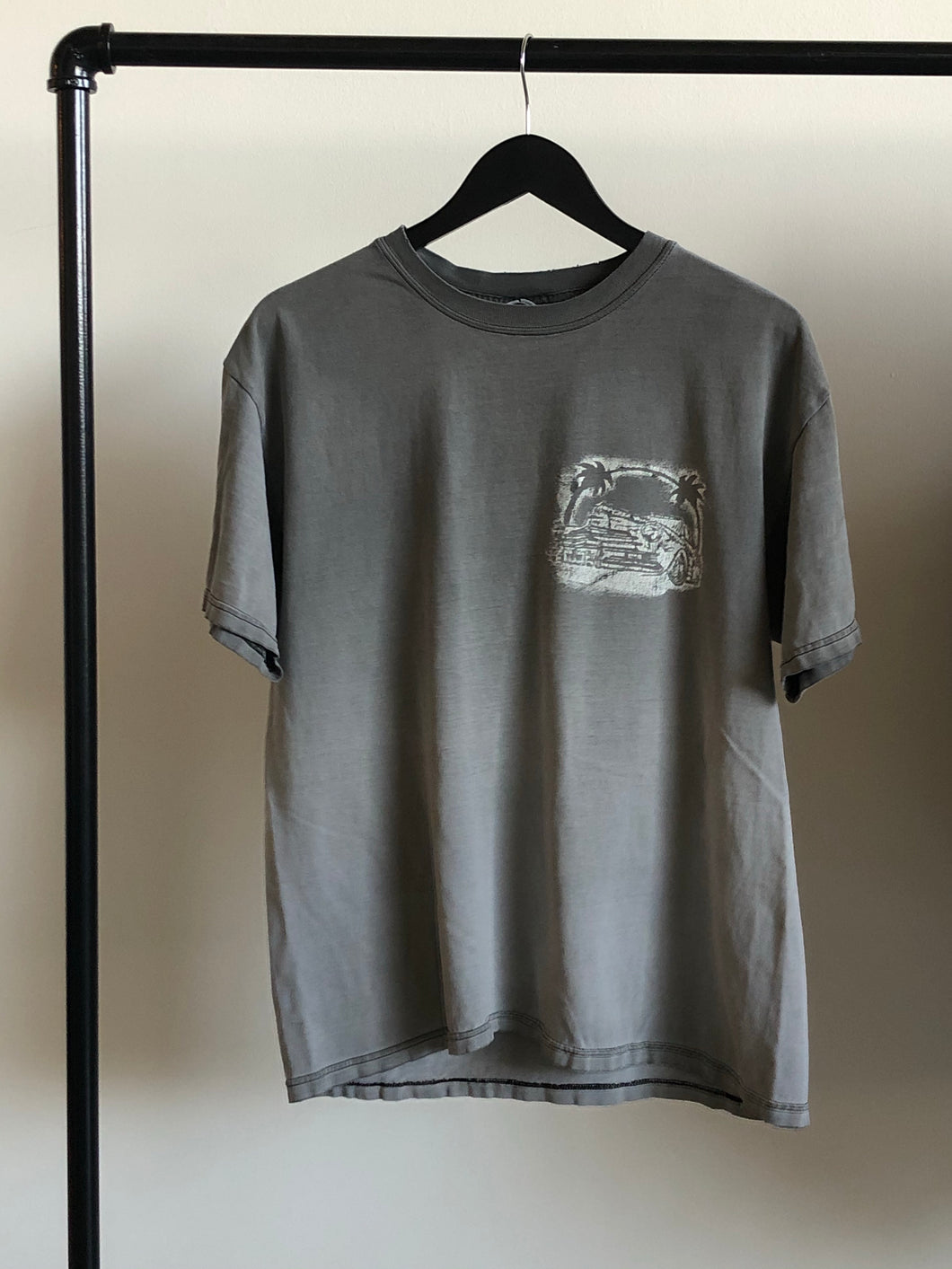 "Zoot Suit Gallery ""Brown Pride"" vintage tee"