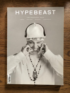 Hypebeast The Rhapsody Issue G-Dragon - Silverlake, Magazine - Vinatge, Hypebeast - Designer