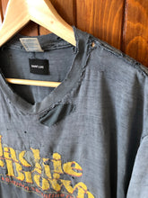 Saint Luis Jackie Brown Destroyed & Repaired Tee - Silverlake, Vintage tee - Vinatge, Saint Luis NYC - Designer