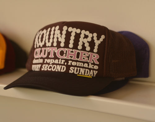 Kapital Kountry Clutcher Repair Trucker Hat