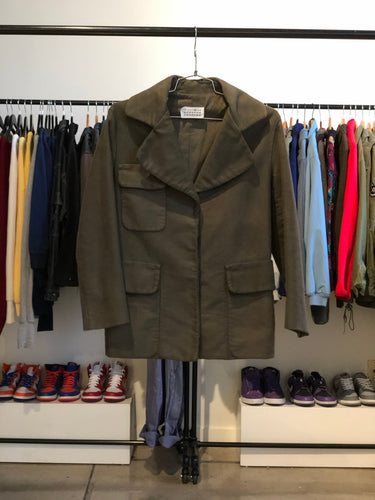 Maison Martin Margiela early 2000s Military Officer Coat - Silverlake, jacket - Vinatge, Margiela - Designer