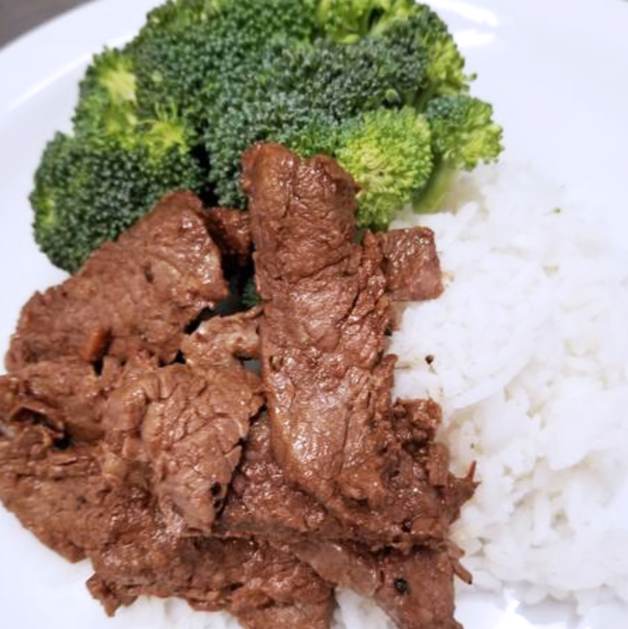 Weight Plates Las Vegas Meal Prep | Beef and Broccoli