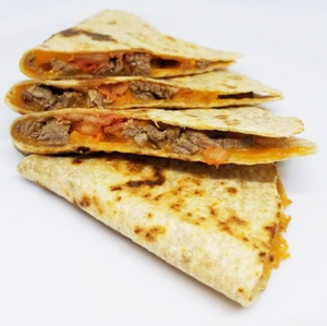 Weight Plates Las Vegas Meal Prep | Korean Beef Quesadilla