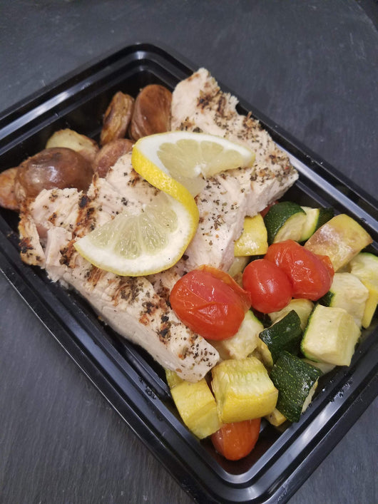 Weight Plates Las Vegas Meal Prep | Greek-Style