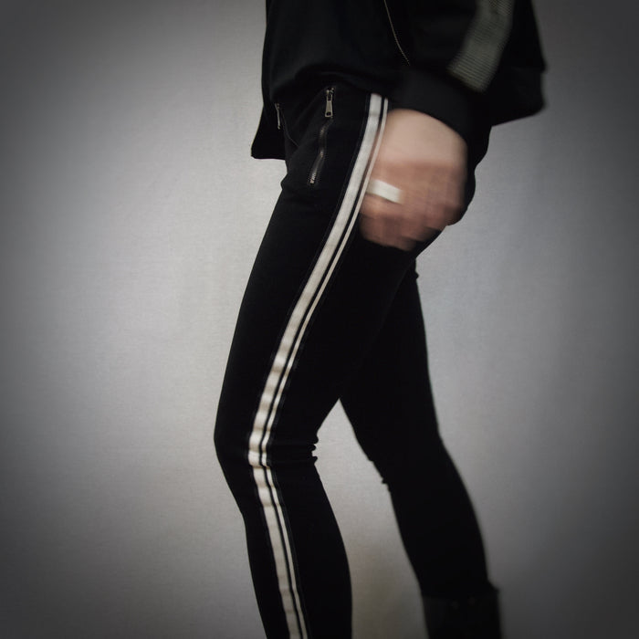 Side Stripes Leggings