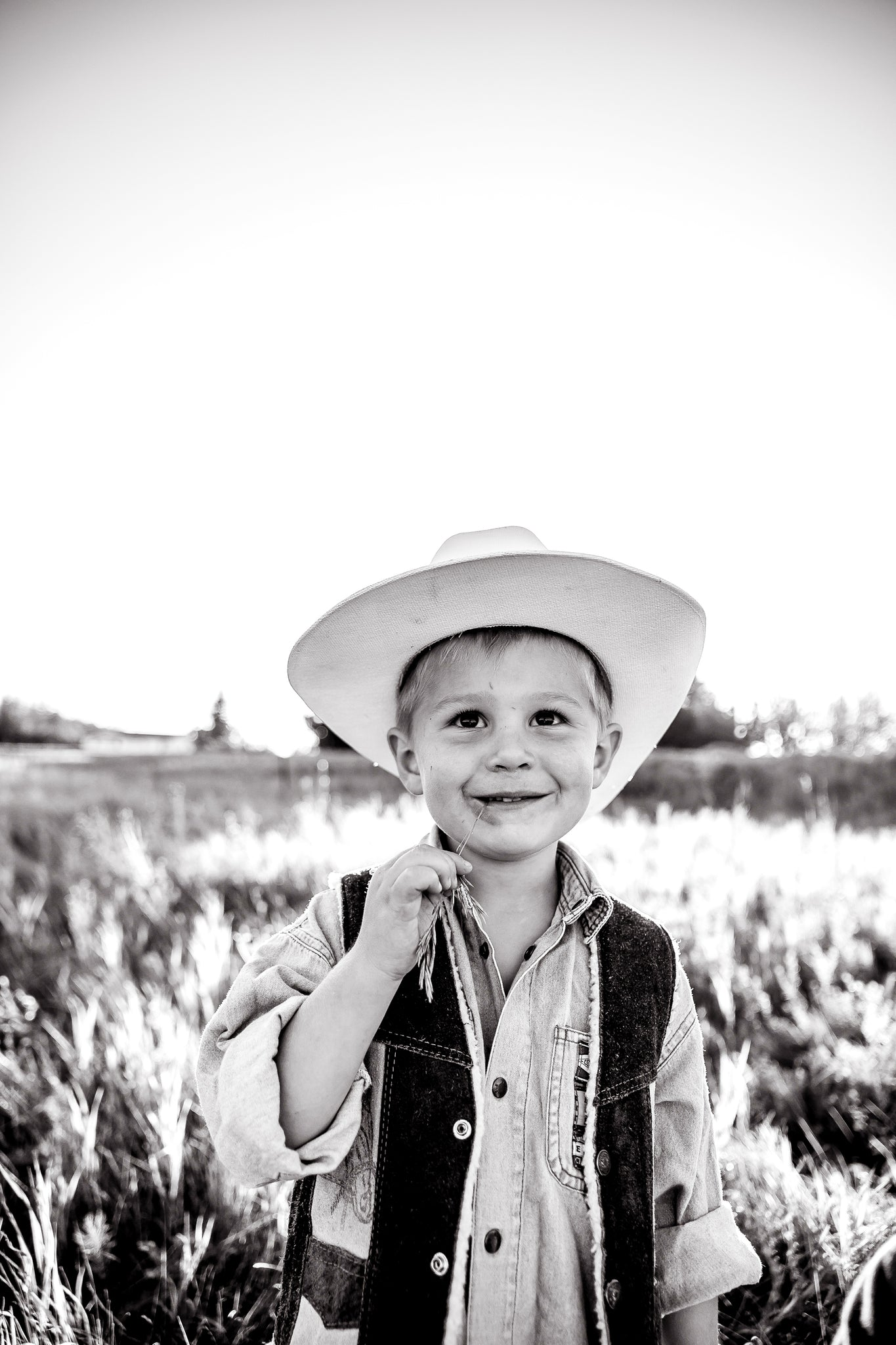 little ragamuffin cowboy