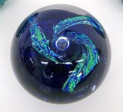 David Wight Glass Hemisphere