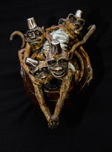 "Paul Lotz ""What's More Fun?"" Bronze Sculpture"