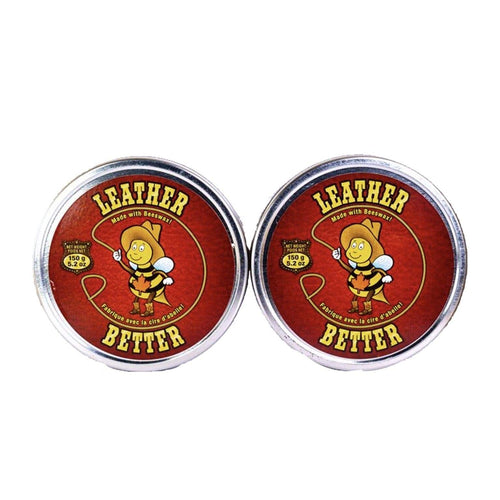 Leather Better 2X 150g