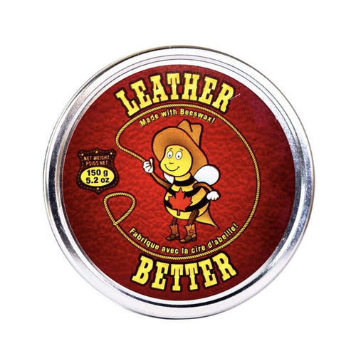 LeatherBetter conditioner Leather Better 150g (5.3 oz)