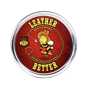 Leather Better 150g (5.2 oz) - Leather Conditioner