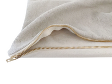 Natural Linen Dog Bed - Pre order