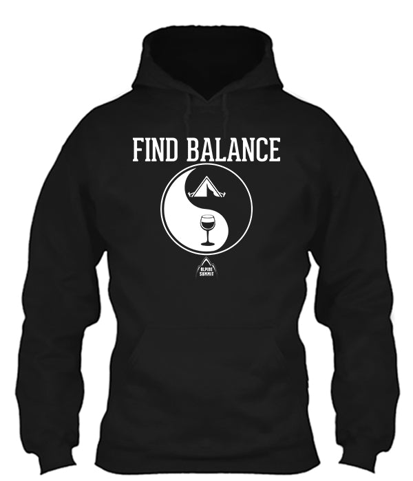 Find Balance Camping