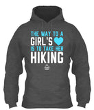 Way to a Girls Heart is Hiking
