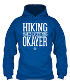 Hiking Makes Everything Okayer
