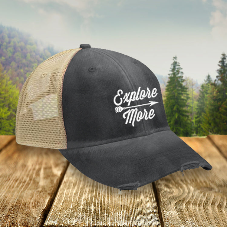 Explore More Hat