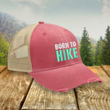 Born To Hike Hat