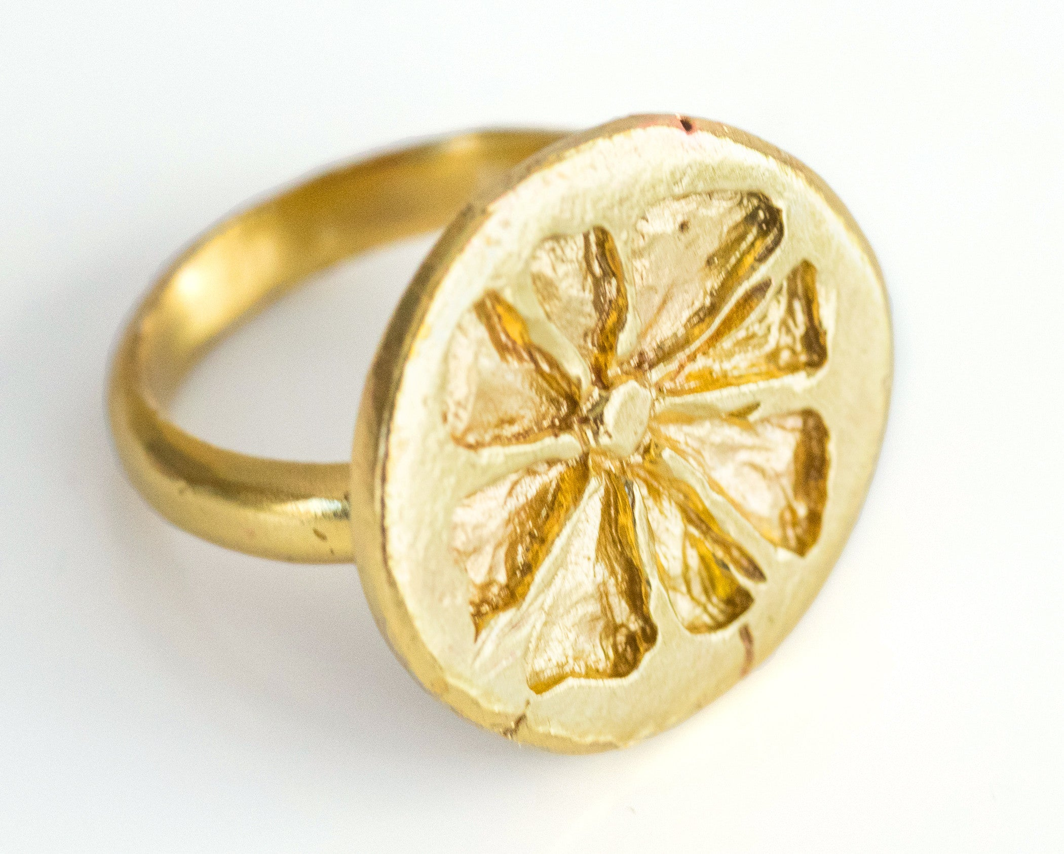 Flower Ring - Elizabeth Ackerman New York