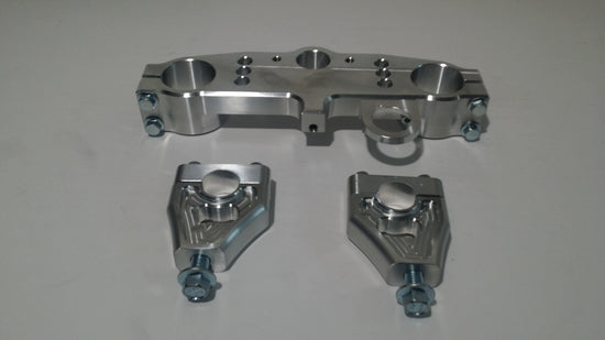 rswracing >honda crf230f triple clamp, crf230f fork brace, honda