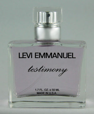Testimony Perfume Organic Made in USA