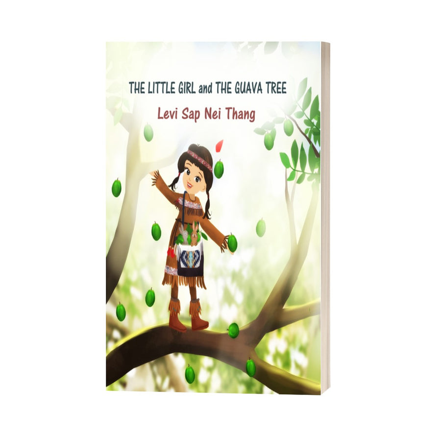The Little Girl and The Guava Tree Children's Book