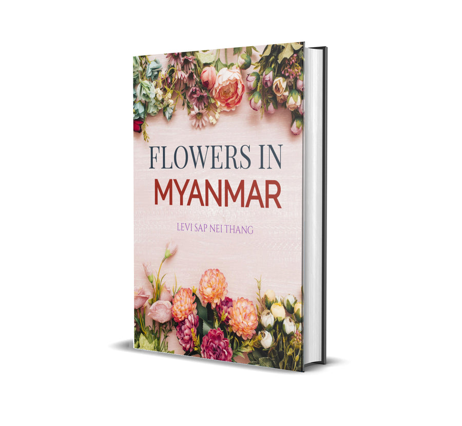 Flowers in Myanmar