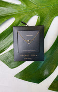 DAINTY ASTROLOGY CONSTELLATION NECKLACE