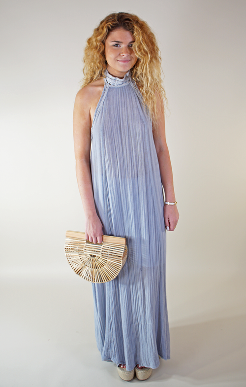CADAMON MAXI DRESS