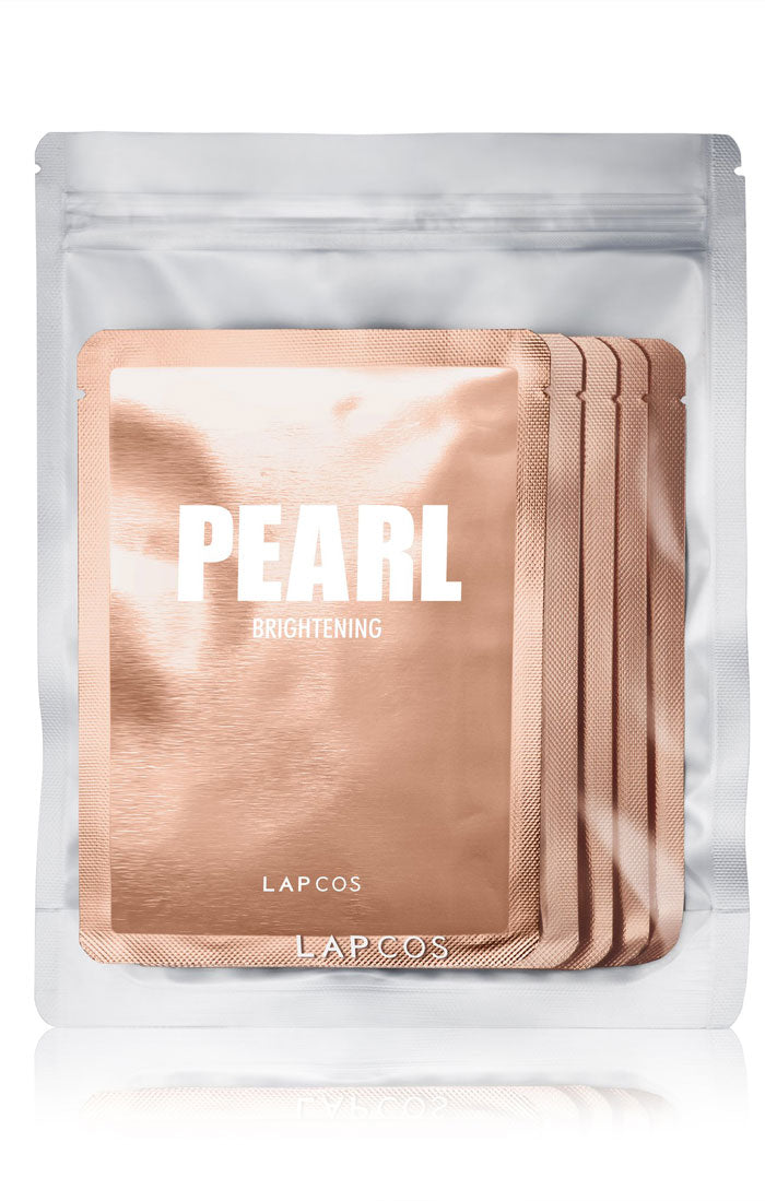 PEARL DAILY SKIN MASK - 5 PACK
