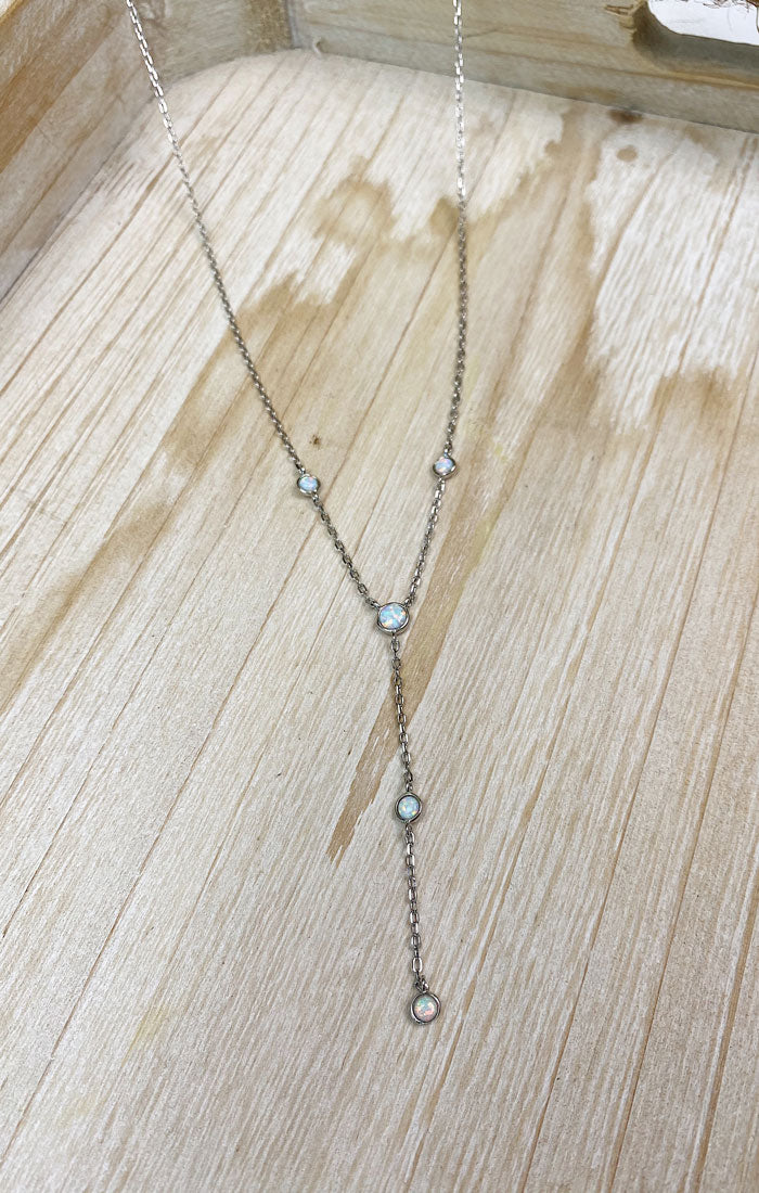 DAINTY Y NECKLACE