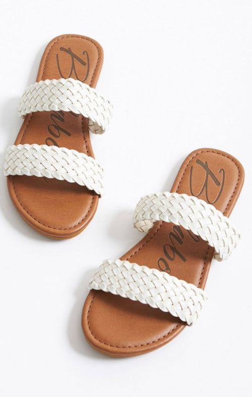 ENDLESS SUMMER SANDAL - WHITE