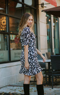 FAIRLY FLORAL DRESS