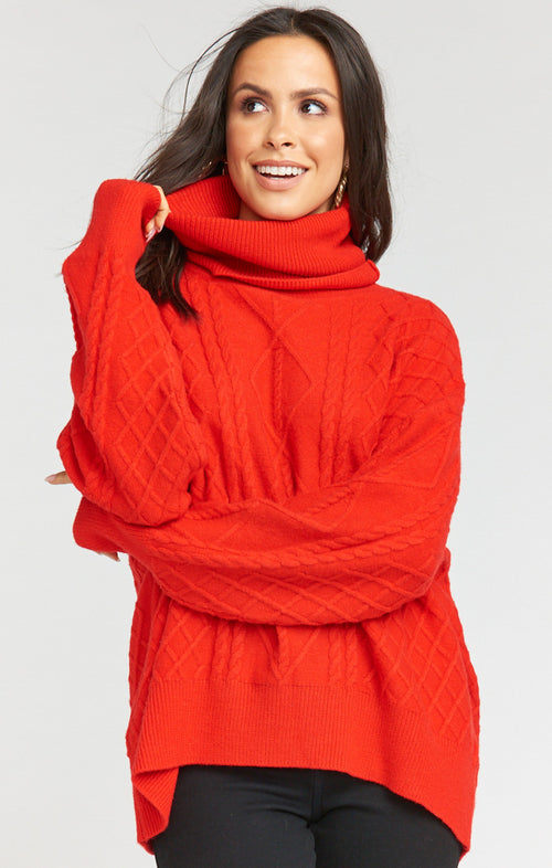 FARREN TURTLENECK SWEATER