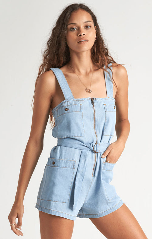 LIGHT THE DAY ROMPER